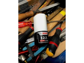 bosch 12v battery cap tool holders & boxes bat-414 bat-415 bat414 bat415 battery box battery cap battery case battery cover bat 414 bat 415 bosch bosch 12v bosch 12v max bosch battery dremel 875 dremel battery
