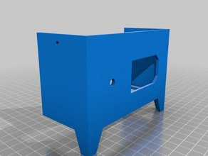 anet a8 power supply cover 3d printer parts anet anet a8 anet a8 case anet a8 frame anet a8 mods anet a8 parts anet a8 upgrade anet a8 upgrades anet power supply lightswitch powersupply power supply power supply cover power switch switch