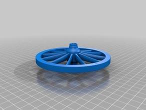 remix cannon wheel model cannon castle buedingen models