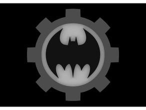 dark nights metal - murder machine emblem art batman batman emblem batman sign batman symbo dark nights metal dc comics murder machine murder machine