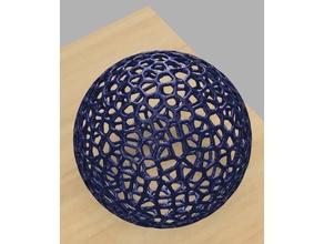 voronoi ball art 3d voronoi style voronoi voronoi voronoi design voronoi pattern voronoi style