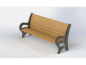 outdoor bench model furniture bench cast iron bench city bench city park bench dollhouse gardenbench garden bench lgb bench outdoor bench park bench public bench public park bench