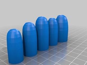 inmoov finger tips 3d printing inmoov inmoov finger inmoov hand inmoov modifications