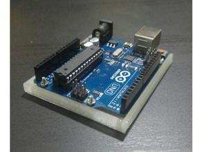 arduino uno low profile base electronics arduino arduino accessory arduino uno arduino uno case arduino uno r3 base low profile uno uno r3
