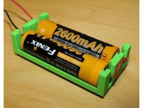 18650 dual battery holder electronics 18650 18650 battery 18650 battery holder 18650 case 18650 holder battery battery box battery case battery holder dual 18650 lipo lipo battery lipo case lipo holder