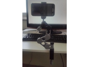 phone mount mobile phone articulated articulating articulation camera mount clamp mount phone phone mount phone stand smartphone smartphone holder smartphone mount smartphone stand stand