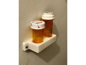 prescription bottle shelf organization prescription prescription bottle shelf