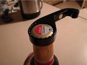 one handed bottle opener twist off gripper household alcohol beer beer opener bottle bottleopener bottle cap bottle opener drink gripper magnet magnetic one handed one handed bottle opener twist twister