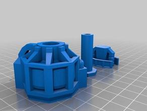 cr-10 extruding indicator 3d printer parts beacon cr-10 cr-10s extruder factorio neat