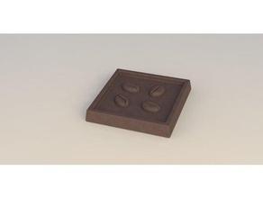 coffee bean chocolate bar cube food & drink chocolate chocolate bar chocolate mold coffee coffee bean coffee beans food