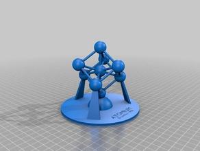 Avrupa Parlamentosu - 3d-yazdırılabilir modeli stl freecad heykeller