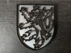 czech lion two tails signs & logos czech czech republic lion