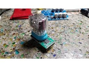 in-12 nixie socket electronics high voltage in-12 in-12a in-12b nixie nixie socket nixie tube pin pins socket tube tube socket