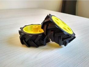 arduino tractor wheel r c vehicles arduino arduino accessory openrc tractor rc car rc wheels toy tractor tractor wheel wheels