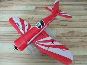 lrp f4u corsair speedbird chimenea r c vehículos