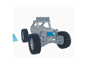 mini buggy rc 3d printing 4x4 arduino buggy electronics rc car scale voiture arduino