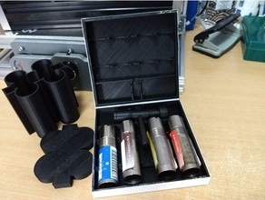 choke box cigar box style tool holders & boxes benelli choke box choke tube box