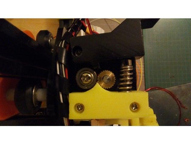 tronxy printer extruder i