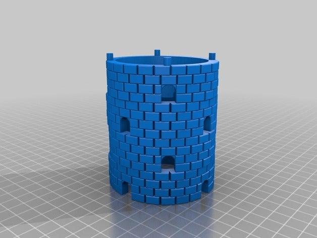 modular tower toys & game