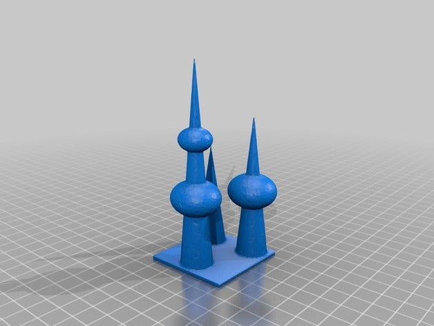 kuwait towers buildings &