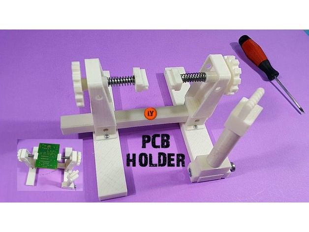 pcb holder evo 3d printin