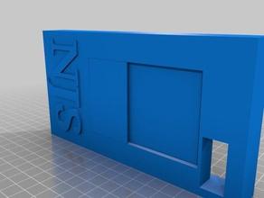iphone 7plus 8plus caso La impresión en 3d