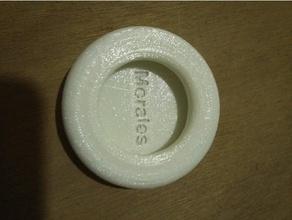 puxador cava redondo encaixe 45 mm borda 60 mm para m veis kitchen & dining