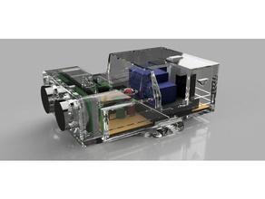 esp8266 standalone garage door opener electronics arduino esp8266 esp8266-12f