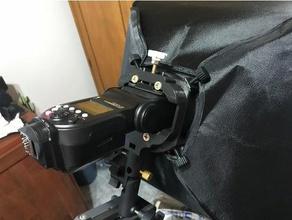 anillo adaptador softbox godox para speedlight camera godox godoxmini softbox softbox adapter