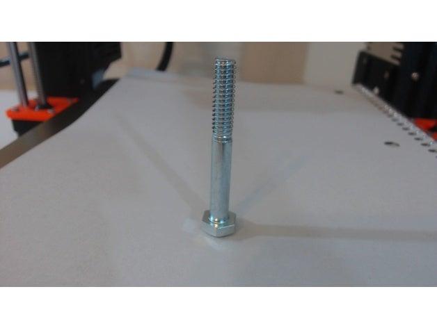 1 4-20 2 inch bolt embedd