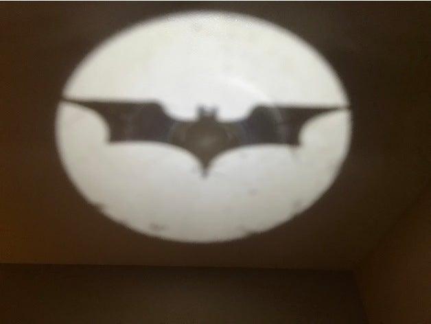 bat signal props