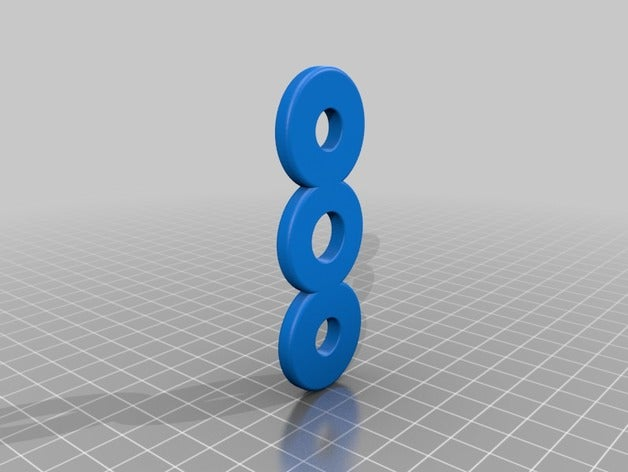 127mm bearing fidget spin