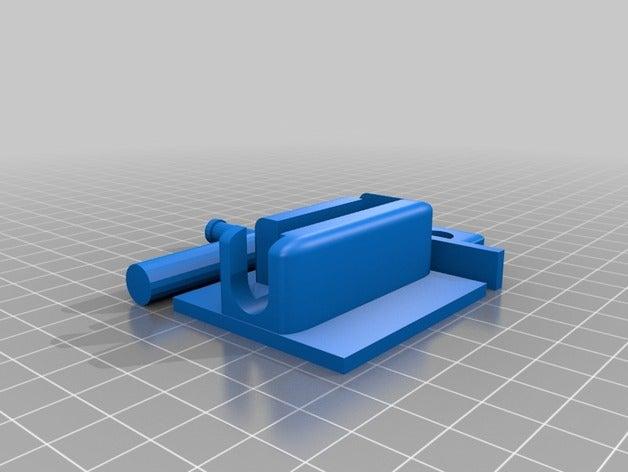 bolt lock 3d printing bol