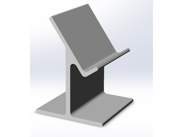 simple phone stand mobile