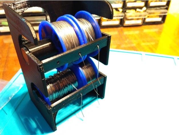 soldering wire organizer