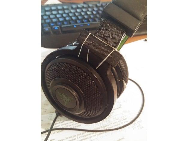 broken headphone fix audi