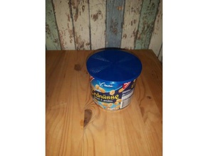 cover peanutcan household can cover lid peanut