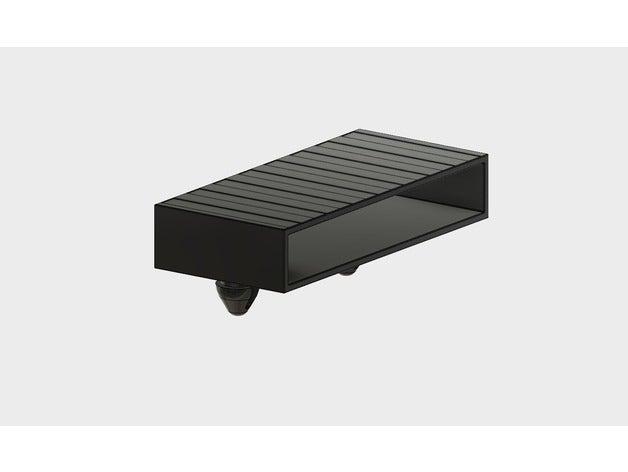 bed slat end cap parts