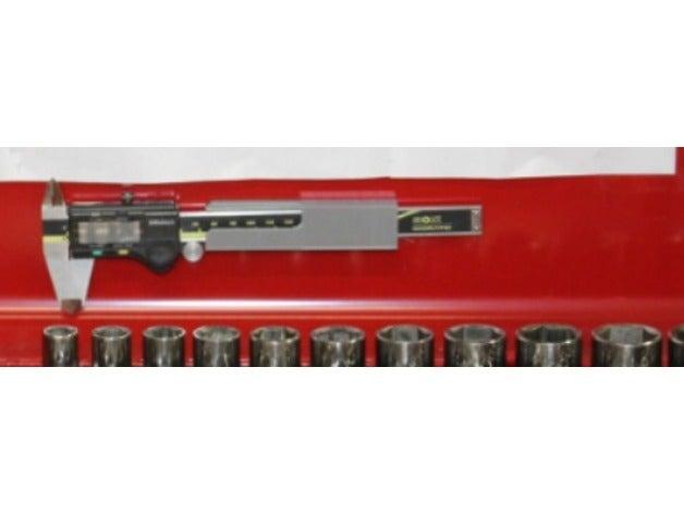 caliper holder tool holde