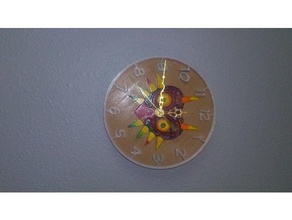 majora's mask clock office clock custom clock legend zelda legend zelda clock majora majoras mask majoras mask clock legend zelda zelda zelda clock