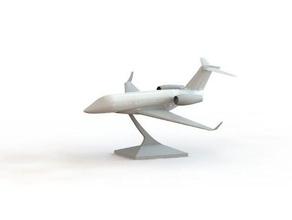 a gulfstream g280 A impressão 3d 3dmodel 3dprint avião de avião modelo de avião decorar avião g280 presente