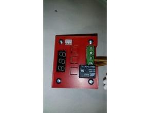 thermostat box diy box temperature controller termostato thermostat thermostat box thermostat mount w1209 w1209 case