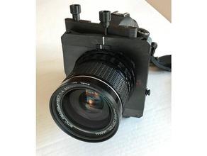 tilt-shift adapter pentax 67 canon ef camera canon ef canon tilt shift pan tilt mechanism pentax pentax 6x7 sucks