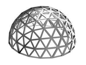 geodesic dome math art buckminster fuller dome fullerene geodesic geodesic dome