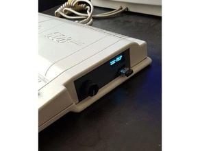 zax drive floppy emulator amstrad cpc 6128 plus computer amstrad cpc retrogaming