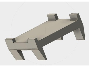 keyboard height increaser 3d printing hight increase keyboard keyboard foot keyboard leg keyboard stand mechanical keyboard