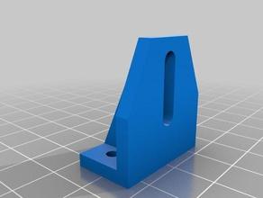 simple brackets bl touch sensor wade 3d printer parts bl touch bl touch mount bl touch sensor gregs wade extruder wade