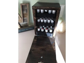 essential oils tray smaller bottles containers essential oil essential oil stand