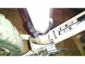 bicycle front derailleur cable support ending sport & outdoors bike cable derailleur front derailleur mtb support