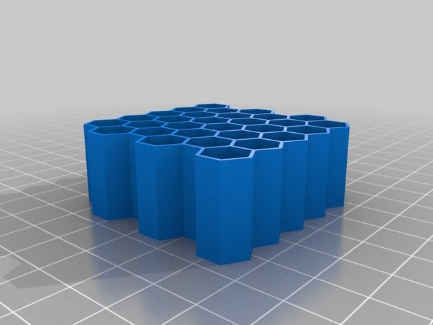 my customized honeycomb g